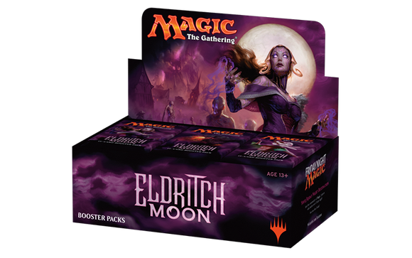 JAPANESE Magic the Gathering Eldritch Moon Booster Box (異界月)