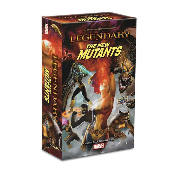 The New Mutants Expansion - Marvel Legendary