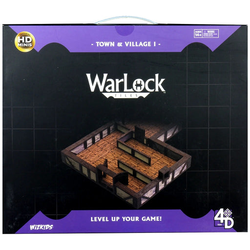 WarLock Tiles: Town and Village-Wizkids-Athena Games Ltd