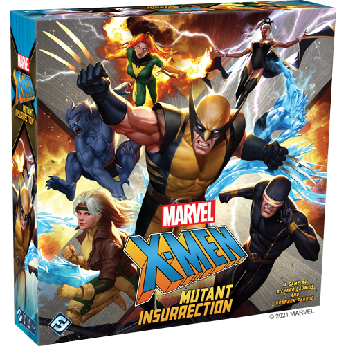 X-Men Mutant Insurrection