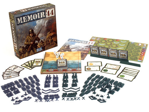 Memoir '44-Board Games-Athena Games Ltd