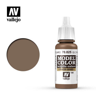 Vallejo German Camouflage Pale Brown