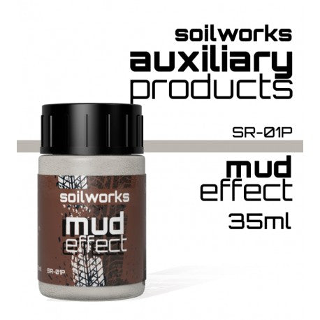 Soilworks Pigments - Mud Effect - Scale75