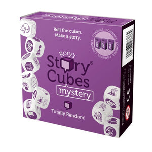 Rorys Story Cubes Mystery