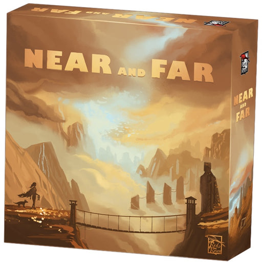 Near and Far-Red Raven Games-Athena Games Ltd