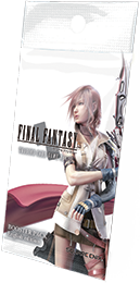 Final Fantasy Opus I (1) Booster Pack