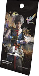 Final Fantasy Opus VII (7) Booster Pack