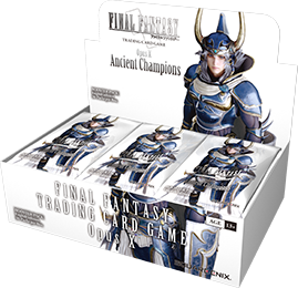 Final Fantasy Opus X (10) Booster Box