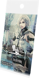 Final Fantasy Opus XII (12) Booster Pack