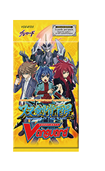 Cardfight Vanguard!! Awakening of Twin Blades VGE-BT05 Booster Pack