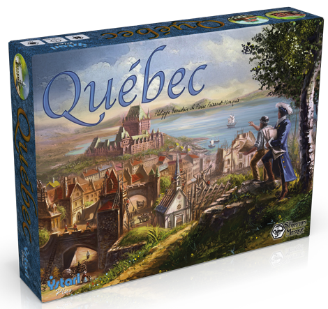 Quebec The Board Game