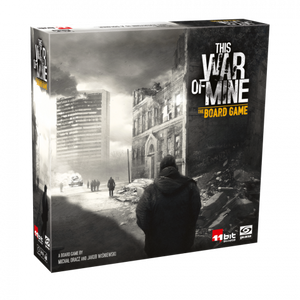 This War of Mine-Board Games-Athena Games Ltd