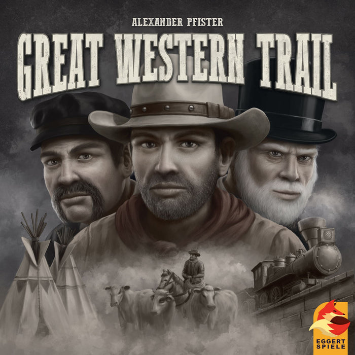 Great Western Trail Front Cover