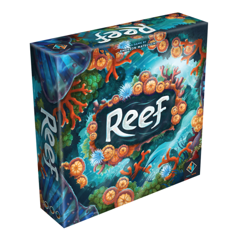Reef The Board Game