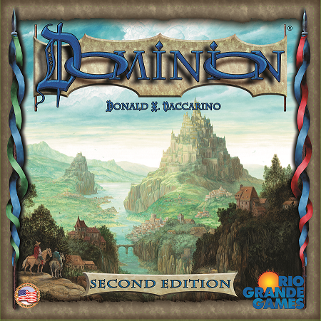 Dominion: Second Edition-Board Games-Athena Games Ltd