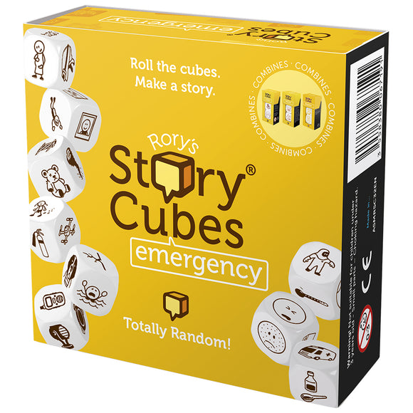 Rorys Story Cubes: Emergency