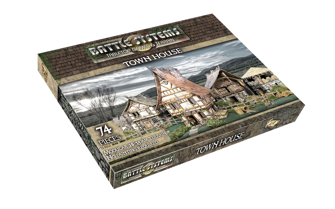 Battle Systems Town House