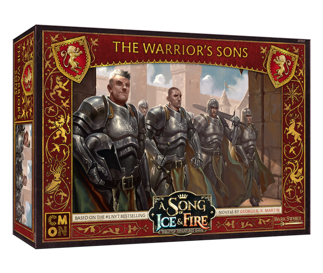 A Song of Ice & Fire: Lannister Warrior's Sons Expansion