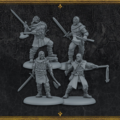 A Song of Ice & Fire: Night's Watch Conscripts Expansion