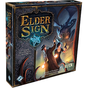Elder Sign-Board Games-Athena Games Ltd