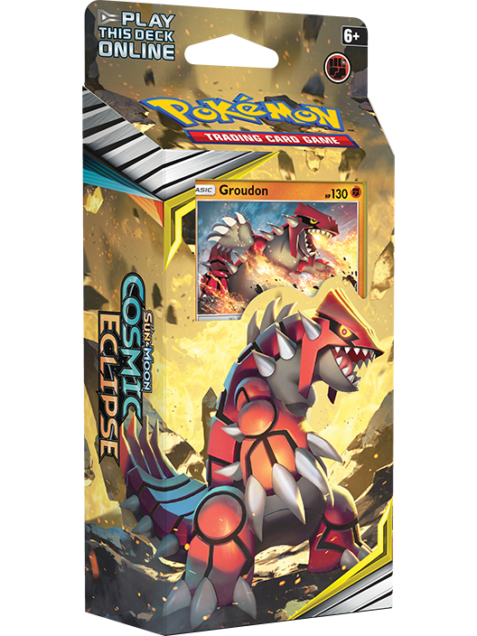 Pokemon Cosmic Eclipse Theme Deck Towering Heights