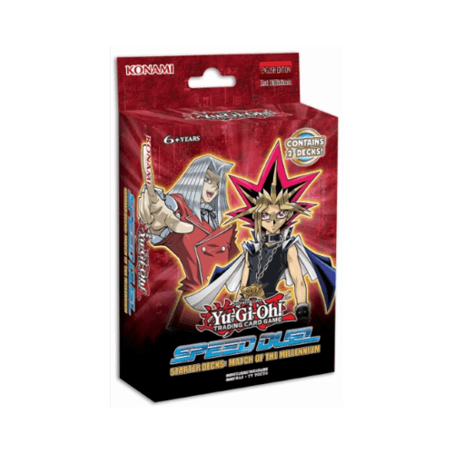 Yu-Gi-Oh Speed Duel Starter Decks: Match of the Millennium