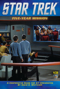 Star Trek: Five Year Mission-Board Games-Athena Games Ltd