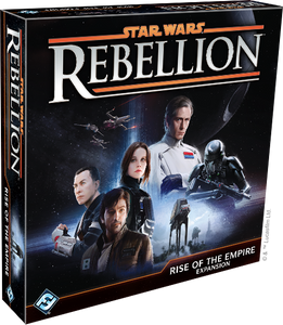Star Wars Rebellion: Rise of the Empire-Board Games-Athena Games Ltd