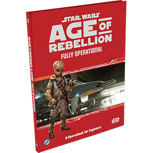 Age of Rebellion Fully Operational Cover