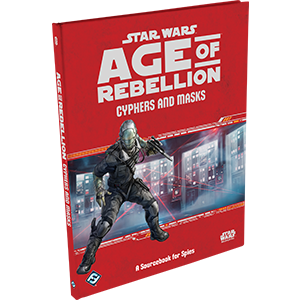 Star Wars Age of Rebellion Cyphers and Masks-Fantasy Flight Games-Athena Games Ltd