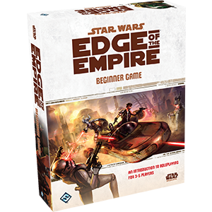 Star Wars Edge of the Empire Beginner Game-Fantasy Flight Games-Athena Games Ltd