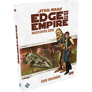 Edge of The Empire Core Rulebook Cover