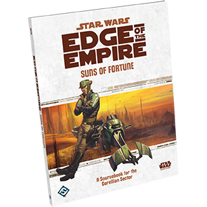 Suns of Fortune - Star Wars Edge of the Empire-Fantasy Flight Games-Athena Games Ltd