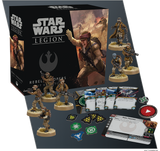 Star Wars Legion Rebel Troopers Contents