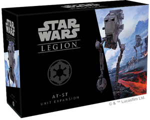 Star Wars Legion AT-ST Packaging