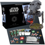 Star Wars Legion AT-ST Contents