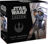 Star Wars Legion Fleet Troopers Packaging