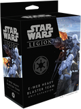 Star Wars Legion E-Web Heavy Blaster Team Packaging