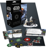 Star Wars Legion E-Web Heavy Blaster Team Contents