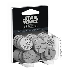 Star Wars Legion Premium Trooper Bases Pack