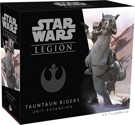 Star Wars Legion Tauntaun Riders Unit Expansion Box