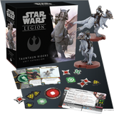 Star Wars Legion Tauntaun Riders Unit Expansion Contents Assembled and Painted