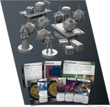 Star Wars Legion Vital Assets Battlefield Expansion Contents Assembled Example