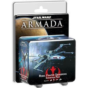 Star Wars Armada Rebel Fighter Squadrons-Fantasy Flight Games-Athena Games Ltd