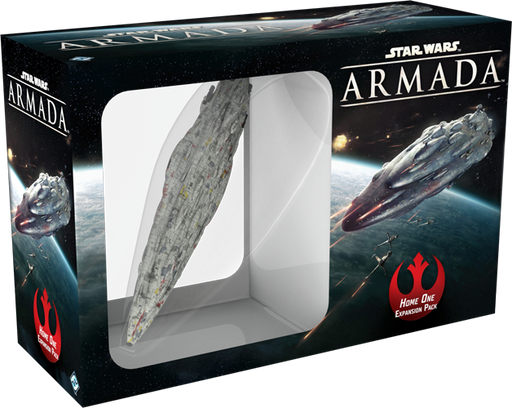 Home One Expansion Pack - Star Wars Armada-Fantasy Flight Games-Athena Games Ltd