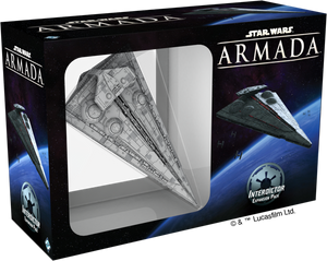 Star Wars Armada Interdictor Expansion Pack - Packaging