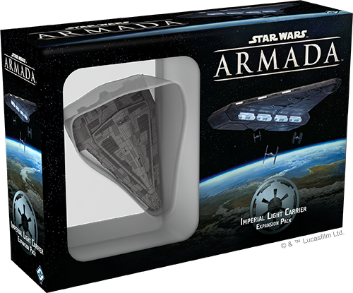 Star Wars Armada Imperial Light Carrier