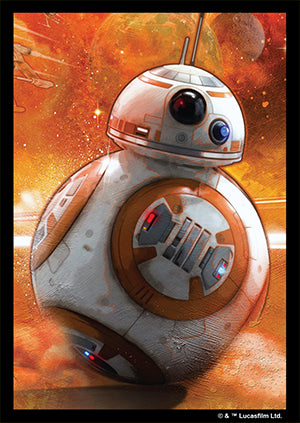 Star Wars: The Force Awakens Art Sleeves - BB-8 (50)