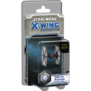 Star Wars X-Wing TIE/FO Fighter Expansion Pack 1st Edition
