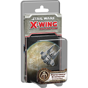 Star Wars X-Wing Protectorate Fighter Expansion Pack 1st Edition